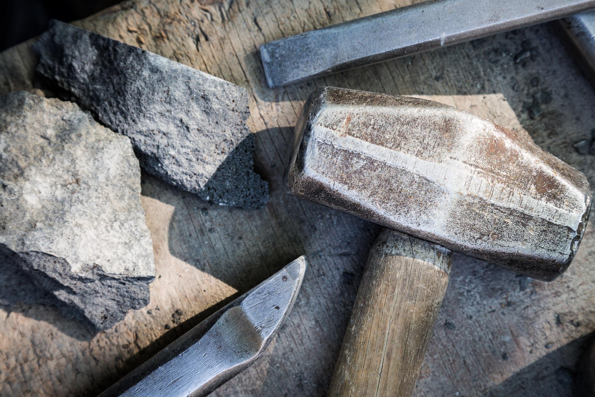 Eric Contey Stonework - timeless work in stone