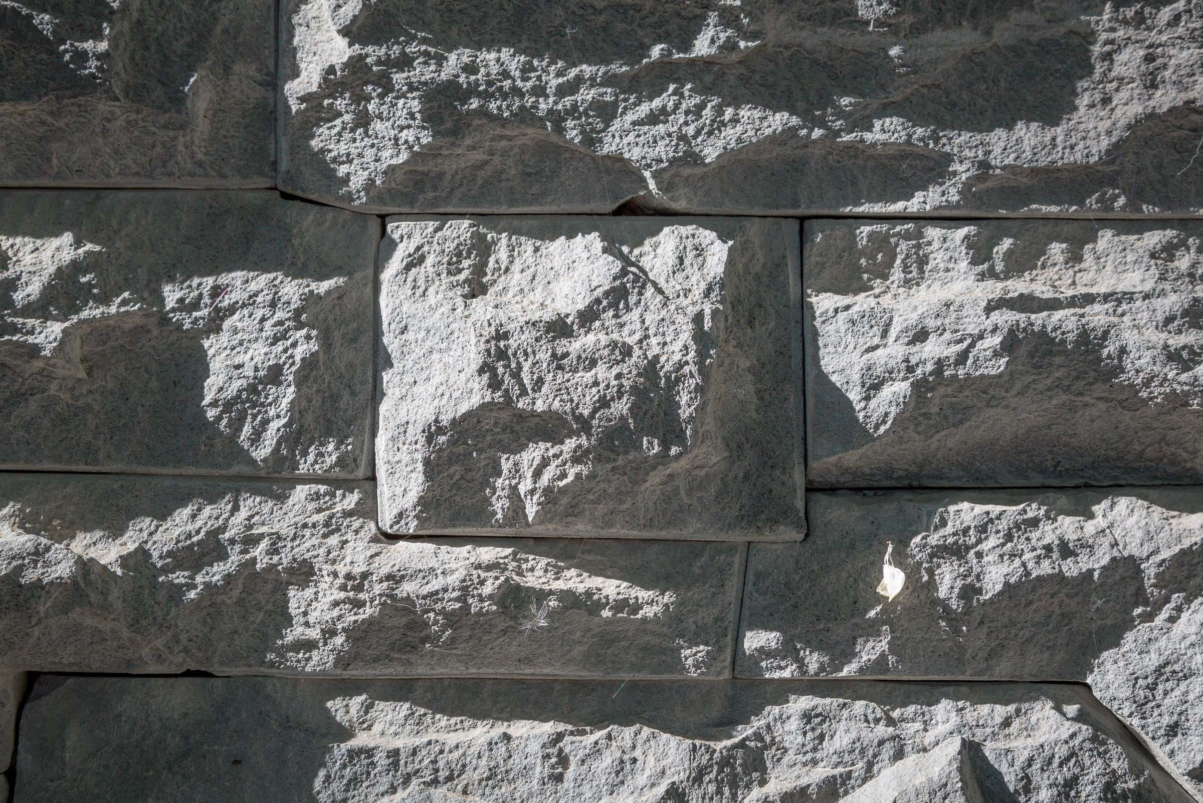 Eric Contey Stonework - Sellwood wall detail