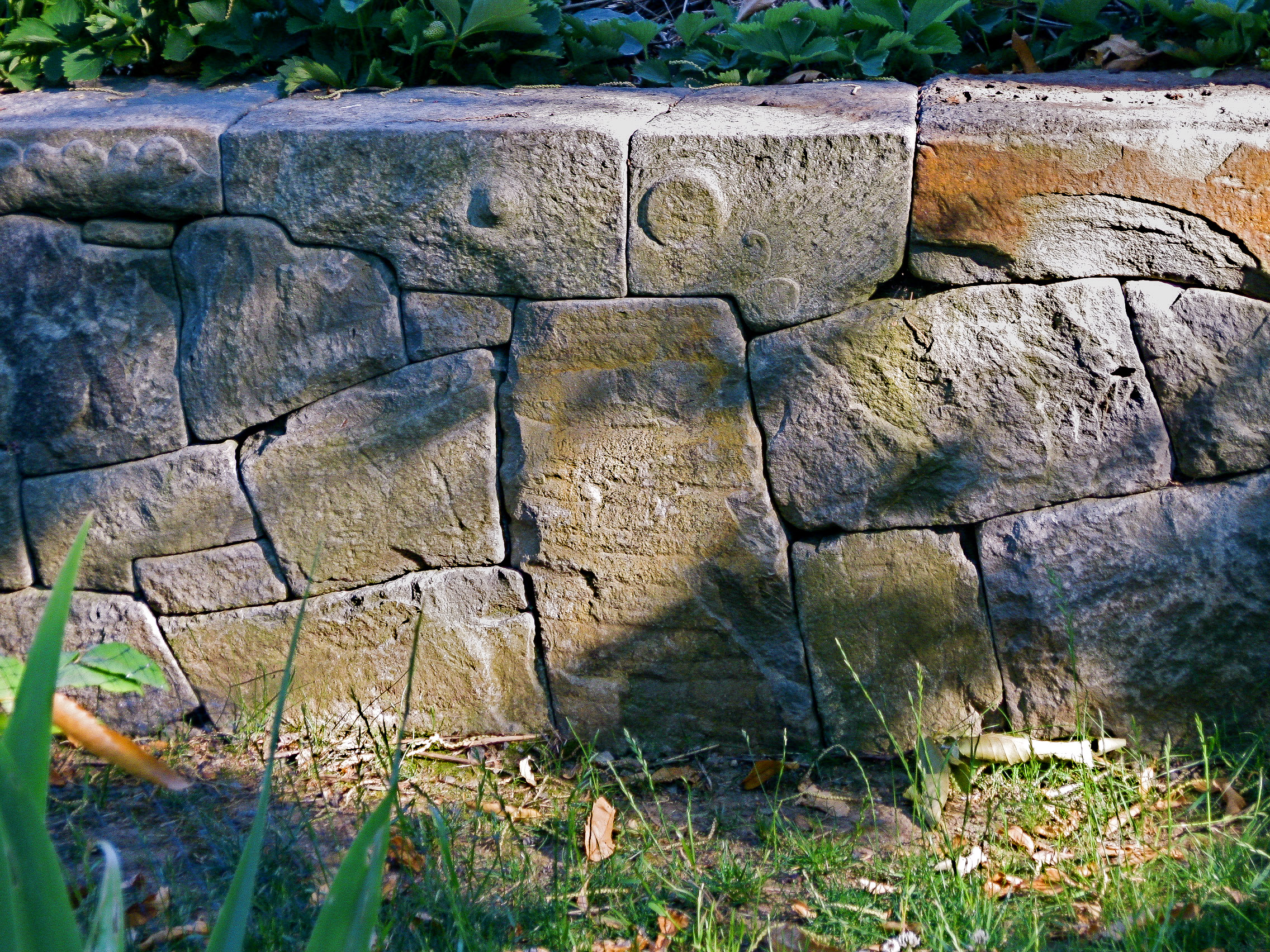 Eric Contey Stonework - Mt Tabor wall